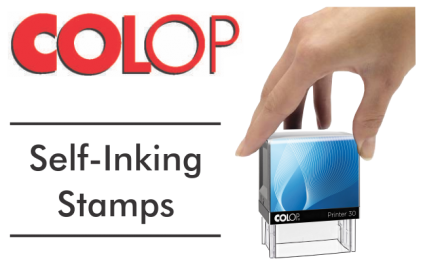 Trodat Self-Inking Stamps Entire Range
